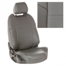 Чехлы на сиденья для Nissan Note Серый цвет