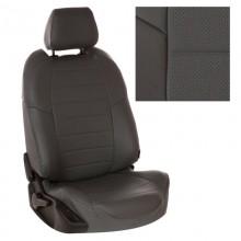 Чехлы на сиденья для Nissan Note т.Серый цвет