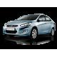 Чехлы на Hyundai Солярис
