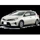 Чехлы на сиденья для Toyota Auris