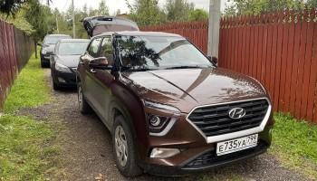 Установка чехлов на Hyundai Creta 2 2021 года!